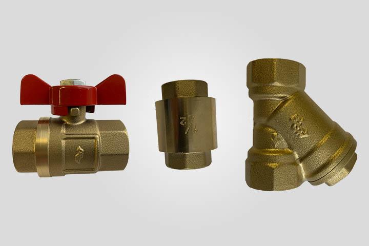 Промышленные регуляторы давления воды РДВ